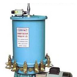 Multi Point Radial Lubricators