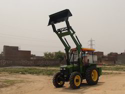 Front Loader Tractor Attachment