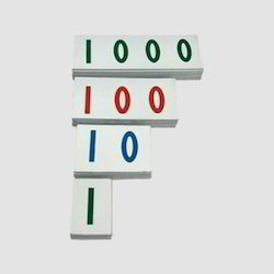 Number Cards 1 To 1000