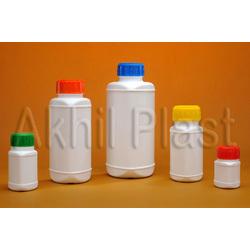 AP03 HDPE Triangular Shape Bottle