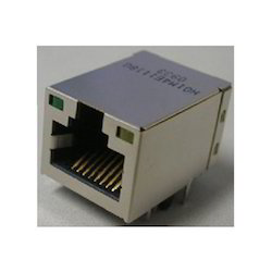 Ethernet RJ-45 Connectors with Magnetic