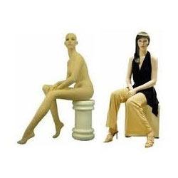 Sitting Mannequins