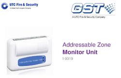 Addressable Zone Monitor Module
