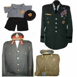 Government Sector Uniforms