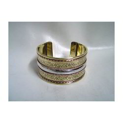 Brass Cufflinks