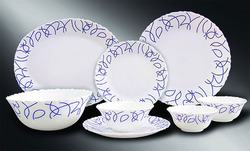 Innocence Blue Dinner Ware