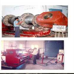 Reclaimation & Repairing Of Engineering Spares