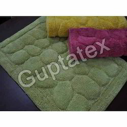Carved Bath Mats