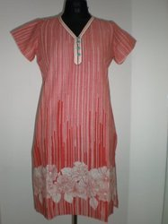 Printed Casual Cotton Kurtis