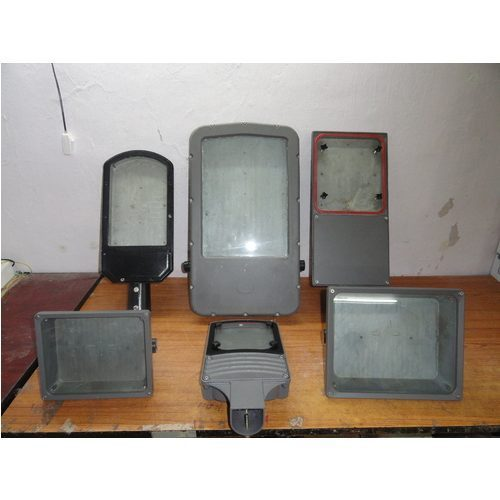 LED Street Light Enclosure