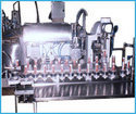 single nozzle linear machine