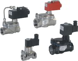 2 Port Diaphragm Operated Solenoid Valve
