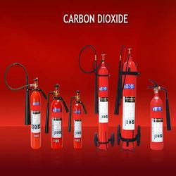 Carbon Dioxide Extinguishers