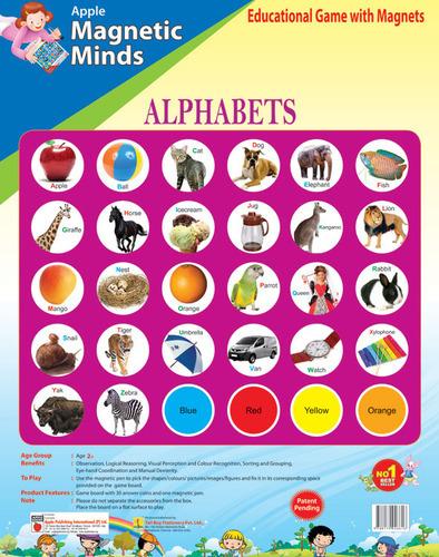 Alphabets Book