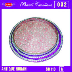 SC 118 Antique Nurani Tray