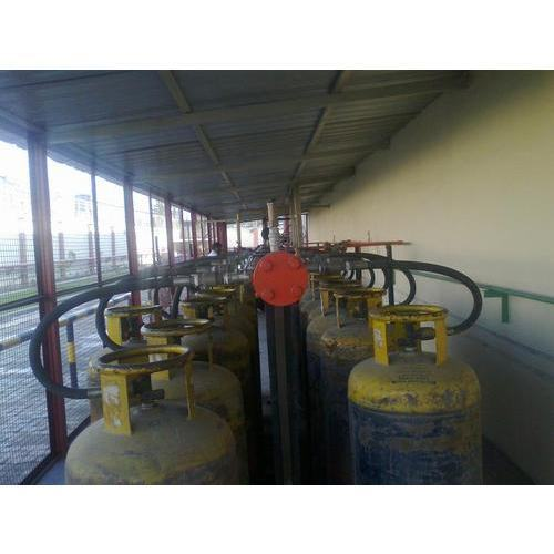 Industrial Products L O T Gas Bank Manufacturer From Noida
