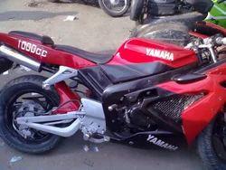 Pulsar 150cc Modified in Yamaha R1