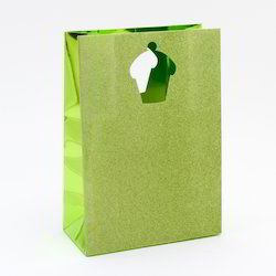 Paper Bags for Cakes with Die Cut Handles