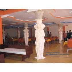 Statues Of Hotel Interior