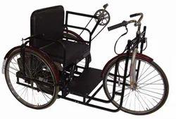 Motorised Vikruth Tricycle