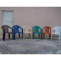Coloured Plastic Chair