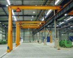 Semi Gantry Cranes