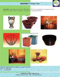 Maxima Flower Pots