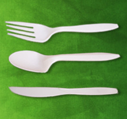 Amazing Green Cutlery