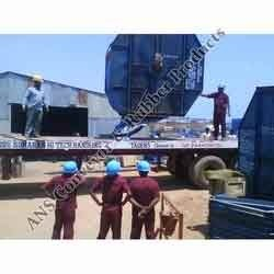 Conveyor Belt Installation