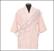 Pink Bathrobe