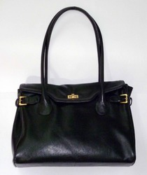 Women Office Leather Bag