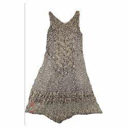 Rayon Western Dresses