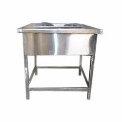 Gas Bhatti (Stainless Steel)