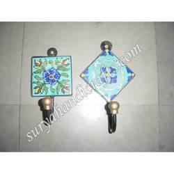 Blue Pottery Hanger