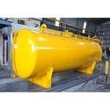 Peroxide Storage Tank