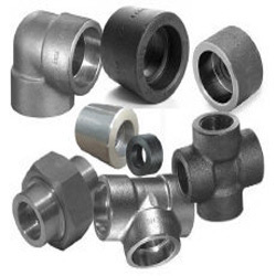 Socket Weld And Screwed Fittings