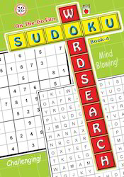 Word Search Sudoku Book 4