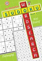Word Search Sudoku Book 4
