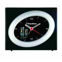 Blackberry Wall Clock