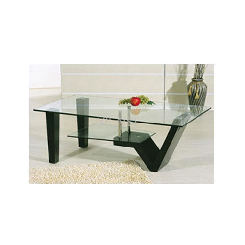 Exceptionnel Glass Rectangular Centre Table