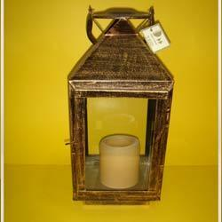 Wooden Candle Stand & T Light Holder ( LNDC158 )