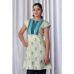 Printed Stylish Kurta