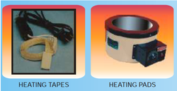 Heating Tapes & Pads