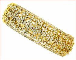 Diamond Bangle (Type-1)