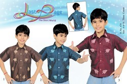 Boys Designer Shirt