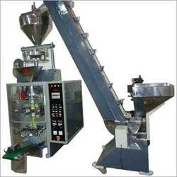 Pneumatic Collar FFS Machine