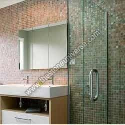 Copper Quartzite Mosaic Tile