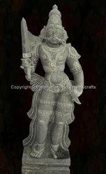 Tamil God Karuppasamy