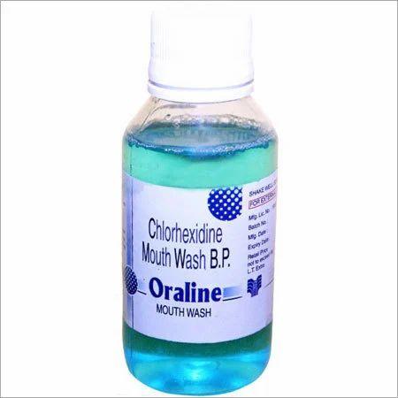 Pharmaceutical Formulations Chlorhexidine Mouthwash