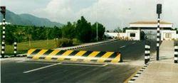 Automatic Road Blocker